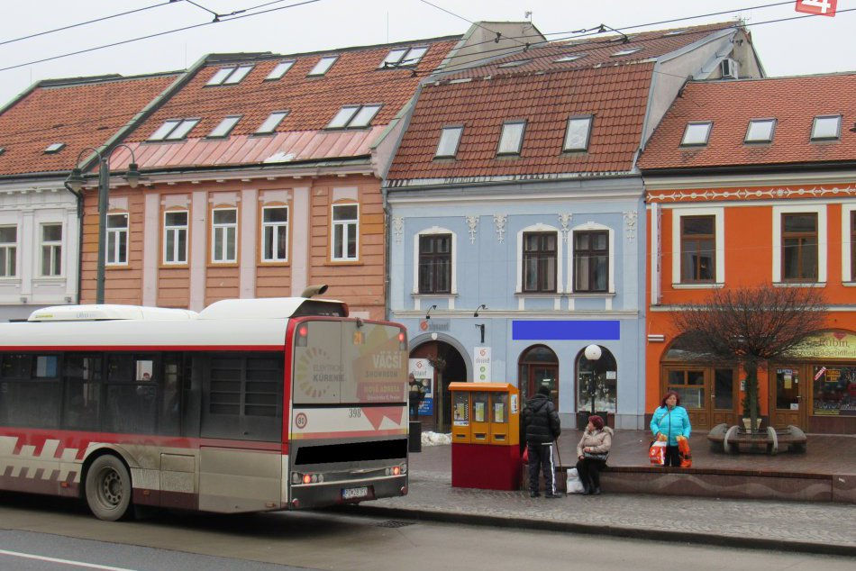 Pohodlnejší nákup cestovných lístkov na MHD: Takýto automat osadili v Prešove!