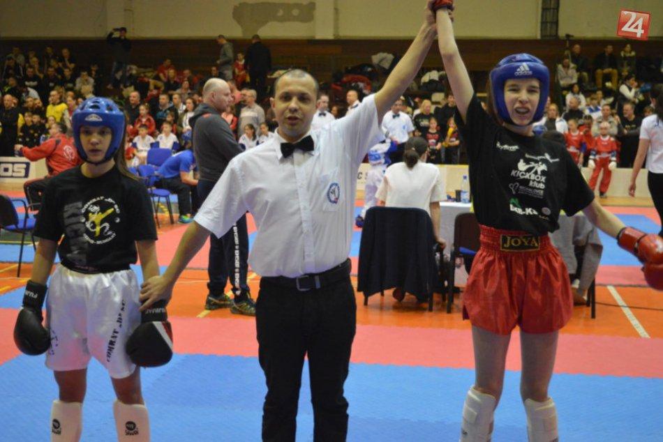 Michalovčania sa predviedli na najväčšom medzinárodnom turnaji kickboxu v SR