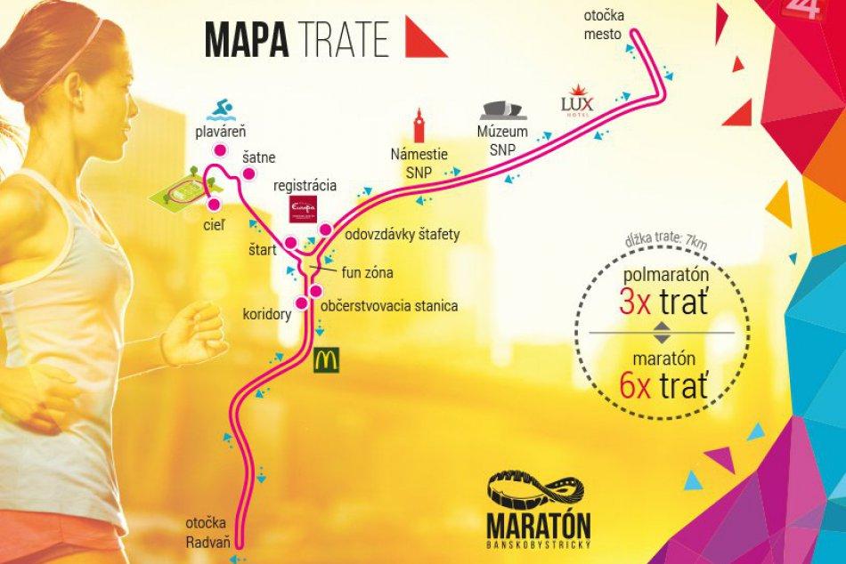 V OBRAZOCH: Nový Banskobystrický maratón s novými disciplínami