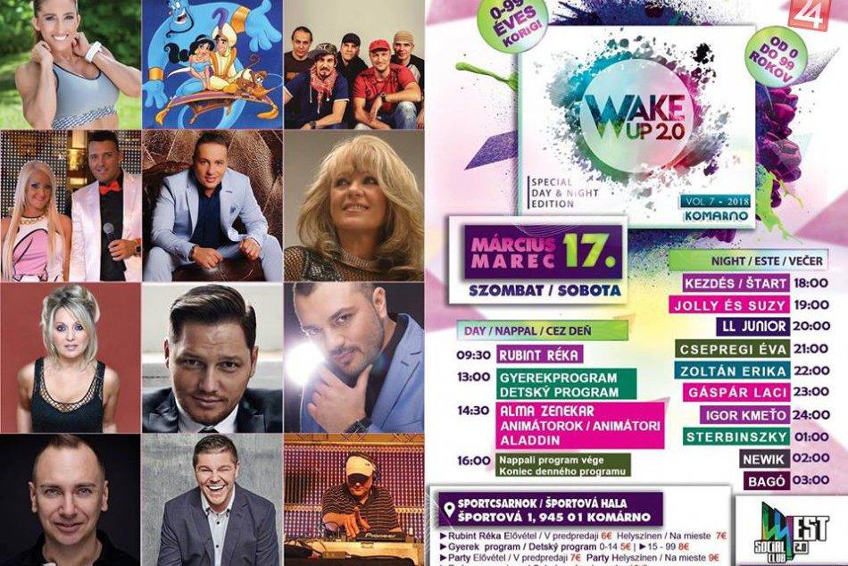 WakeUp: Festival pre celé rodiny už čoskoro