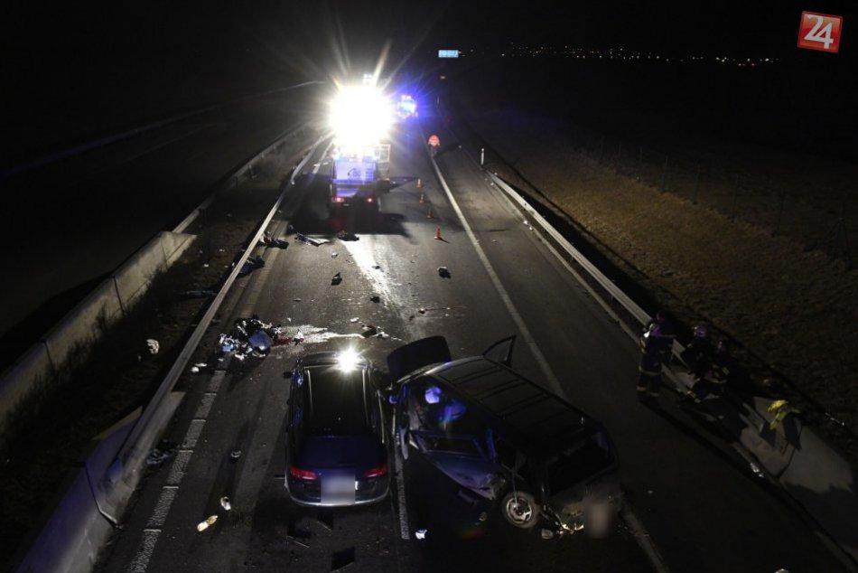 Tragická nehoda na D1 pri Visolajoch: Zábery priamo z miesta