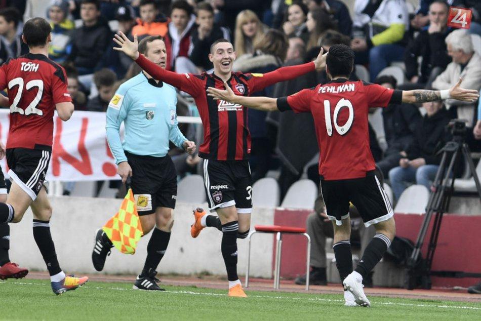 OBRAZOM: Spartak Trnava - Trenčín 1:2 (0:1)