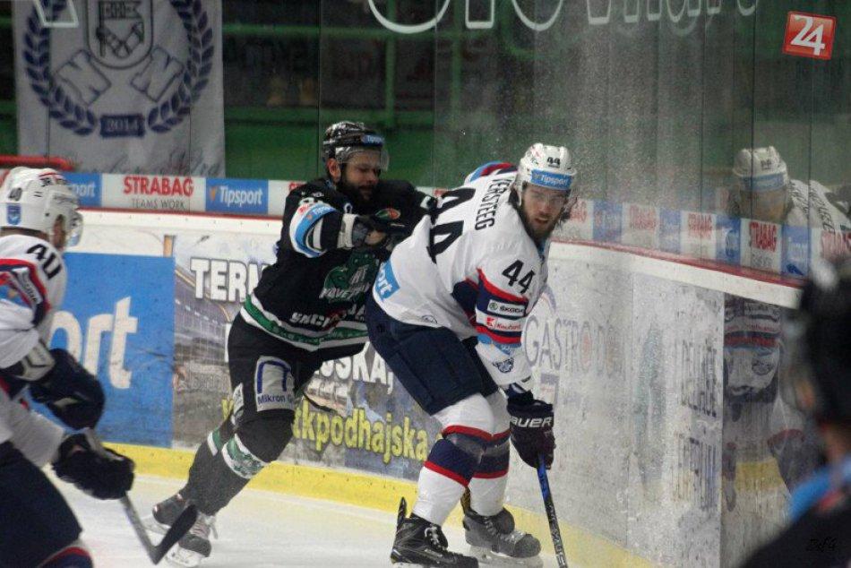 HC Nové Zámky – HK Nitra 4:5 pp v treťom zápase štvrťfinále Tipsport ligy 2017/2