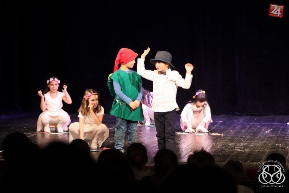 Obrazom: Divadelné predstavenia v podaní najmenších