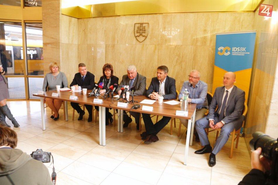 RegioJet vstupuje do integrovanej dopravy v Bratislavskom kraji