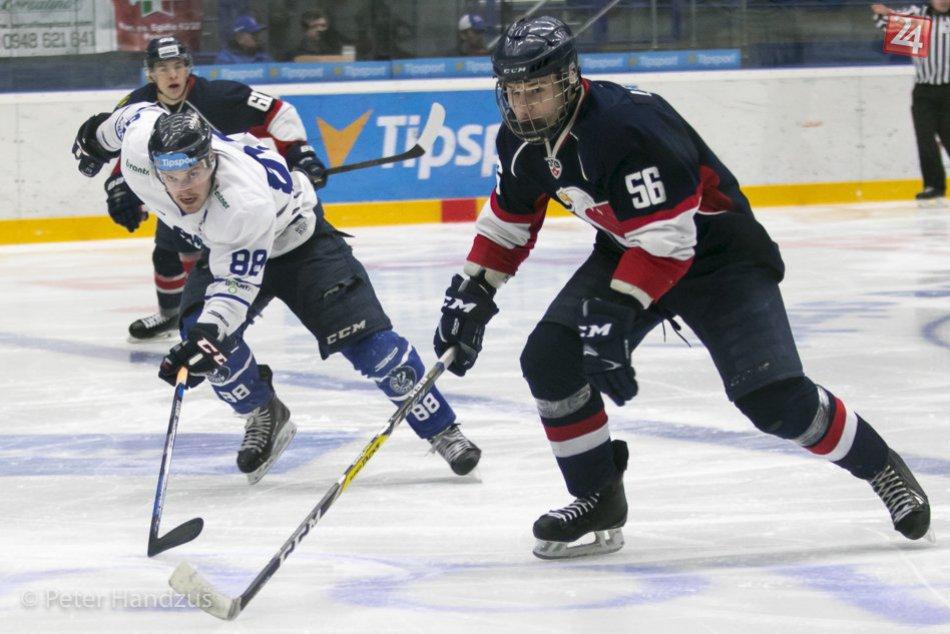 HK ŠKP Poprad - HC Slovan Bratislava 0:2