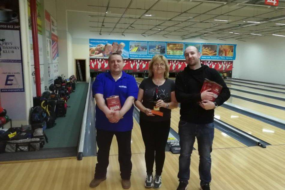 Bowling Tour mesta Poprad pokračovala 12. kolom 04/2018