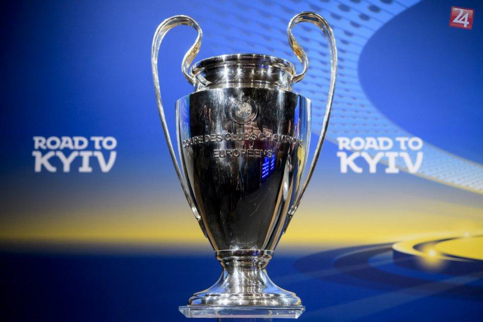 Trofej Ligy Majstrov