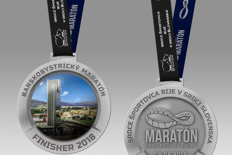 V OBRAZOCH: Banskobystrický maratón 2017 sa blíži