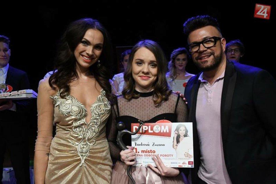 Zuzana je spevácky talent: V súťaži Česko zpívá vyhrala hneď tri ceny