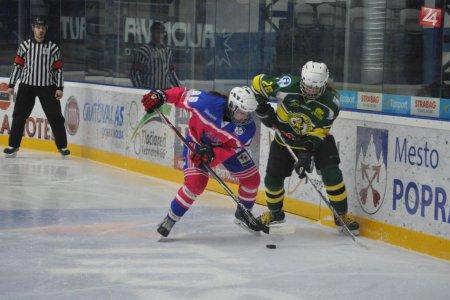 95bffc2842b56 Play off ženskej hokejovej extraligy je mimoriadne napínavé. Dvakrát  vyhrali vo finále ako hráčky Popradu, tak aj Prešova. Rozhodne sa v piatom  zápase.