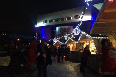 Výťažok z predaja vianočného Maltézskeho punču vo vianočnom mestečku v Nitre  podporí charitatívne činnosti v meste. 0ad91bbb2b7