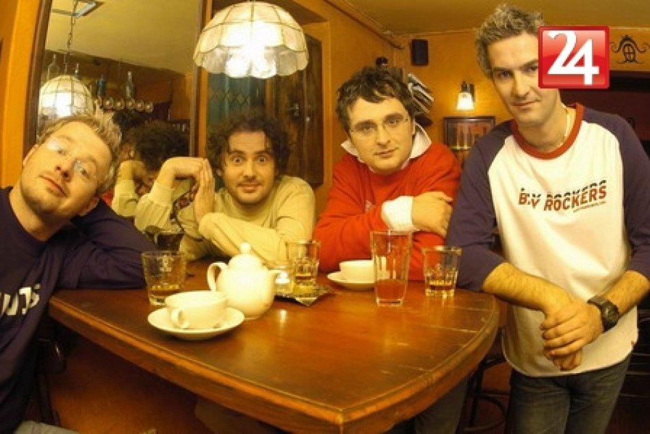 Archívne snímky bratislavskej kapely Hex: Takto vyzerali pred dvadsiatimi rokmi!