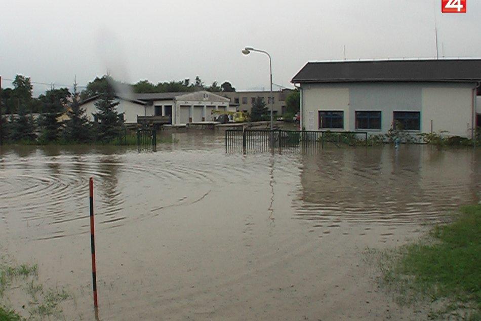 zaplavy ZH august