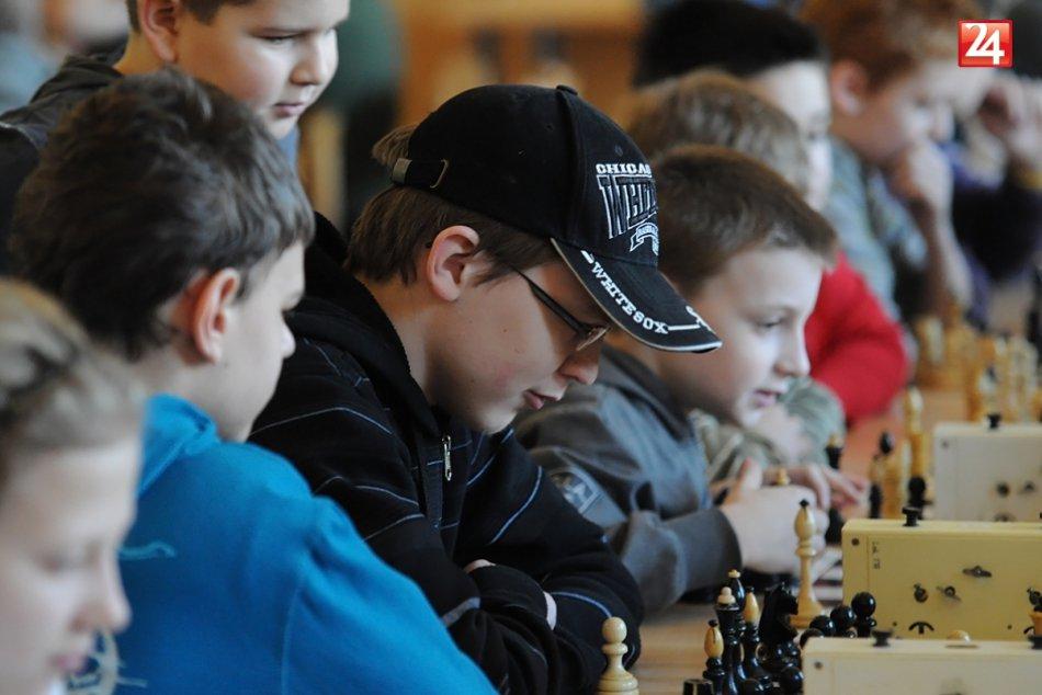 sachovy turnaj deti