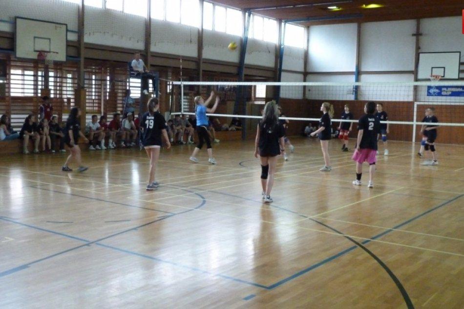 volejbal turnaj RA