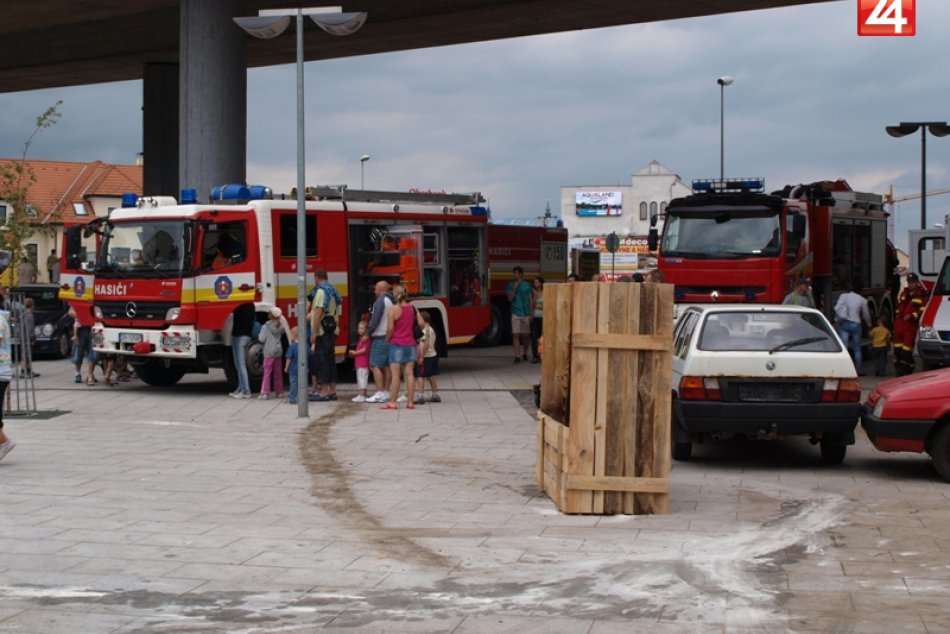 TFA hasici