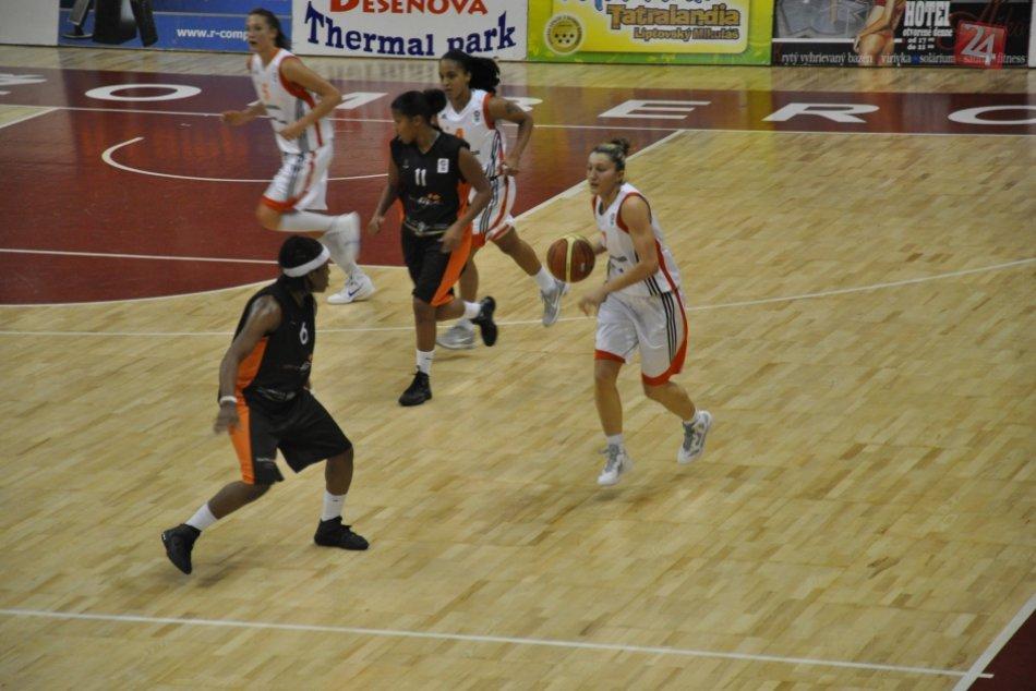 Basket ženy RK