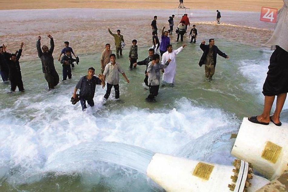 Kaddáfího rieka