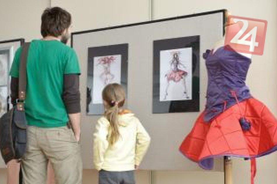 Výstava uemeleckej školy