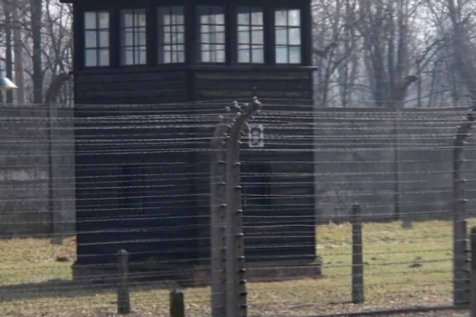 V Auschwitzi po sedemdesiatich rokoch