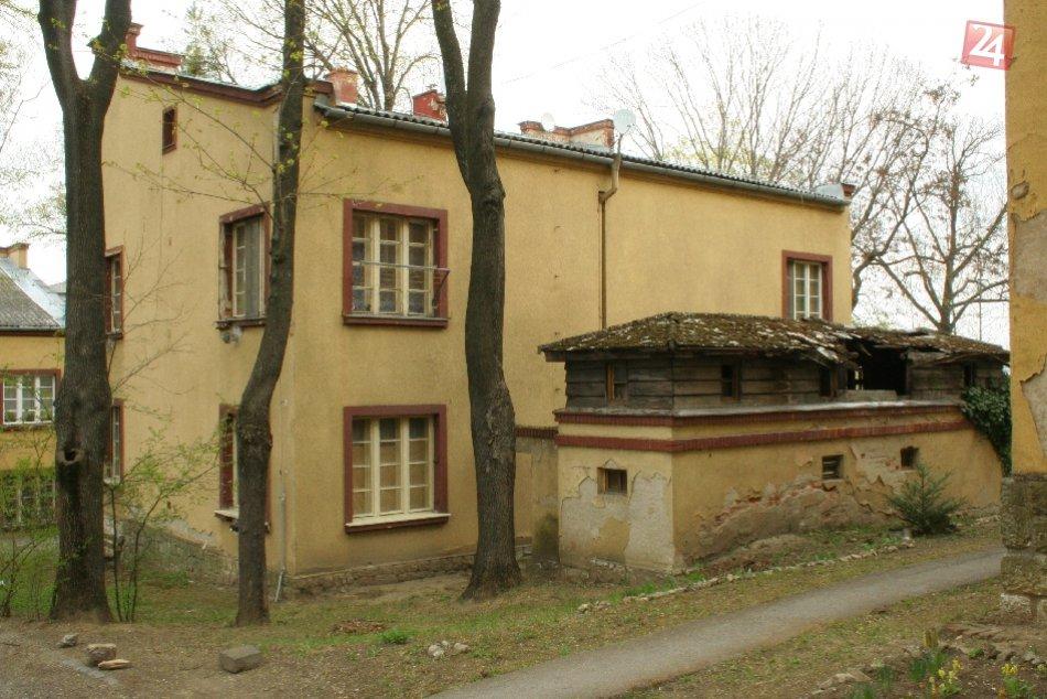 Bytové domy na Misionárskej ulici