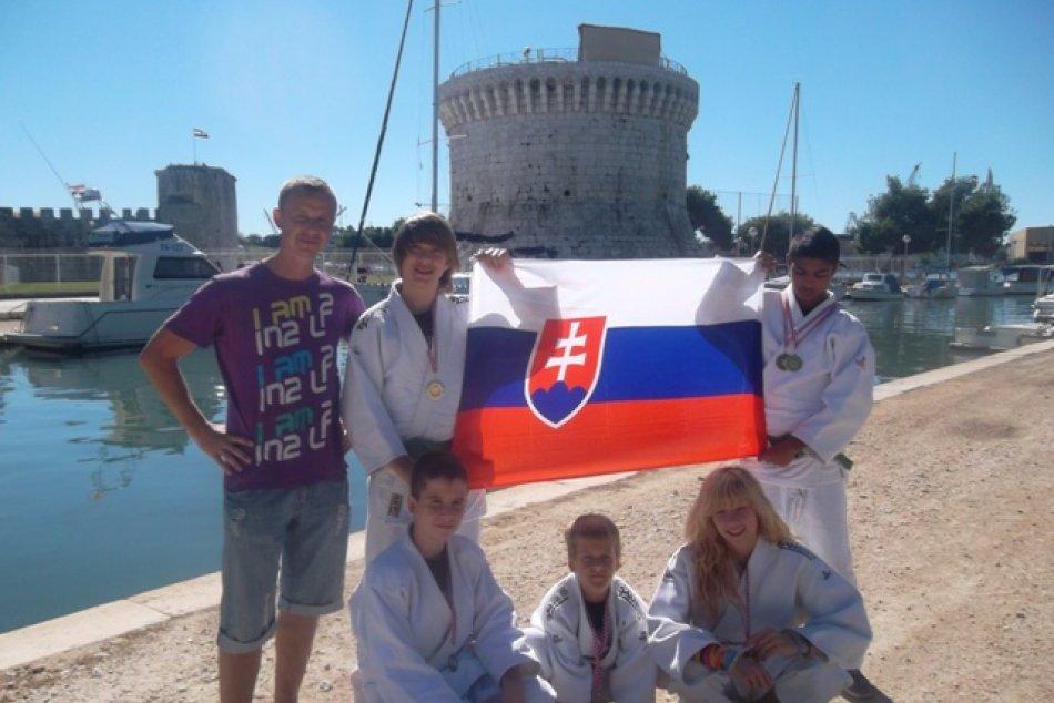 PD - ŠKULTÉTY a MATIAŠ víťazmi judistického turnaja