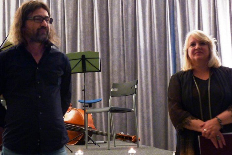 Tatranská galéria vystavuje Brunovského, na vernisáži si ho uctili aj tónmi Viva