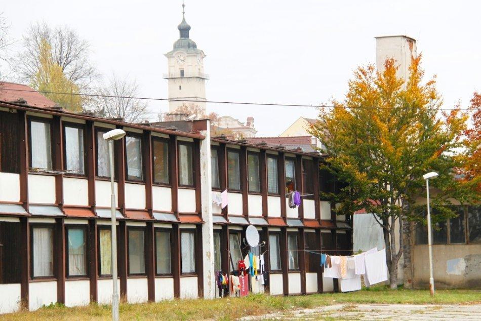 Nové azylové byty tak skoro nebudú