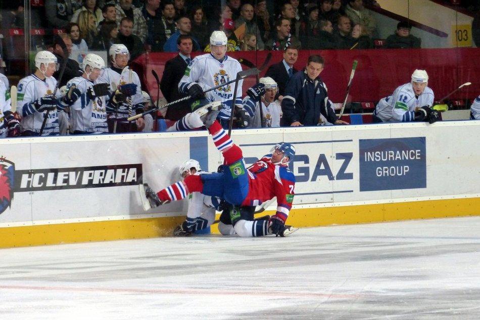 KHL: Lev - Chabarovsk
