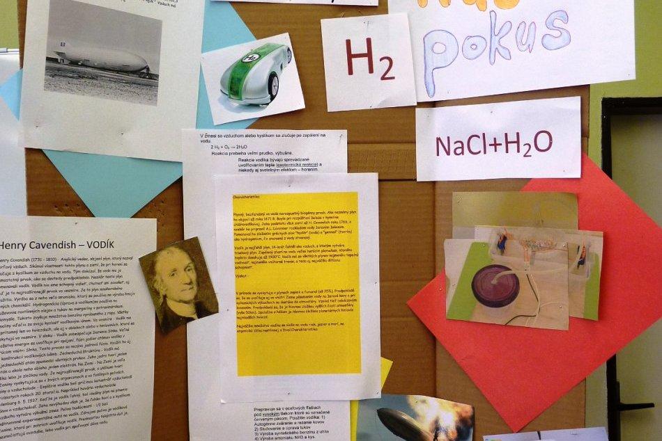 Popradských chlapcov upútala veda – získali celoslovenské ocenenie