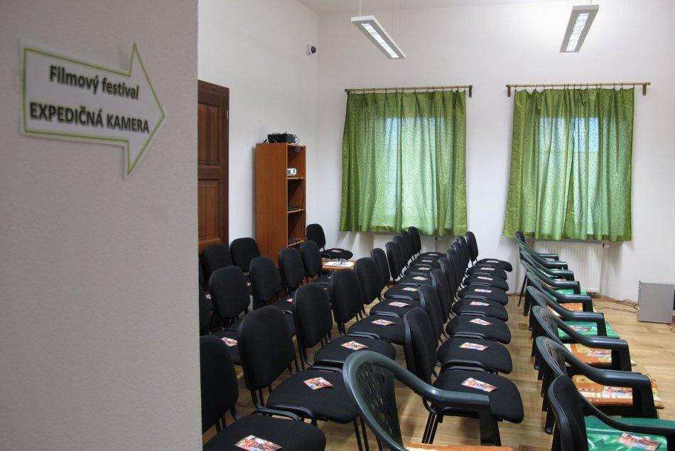 Filmový festival Expedičná kamera v Jelšave