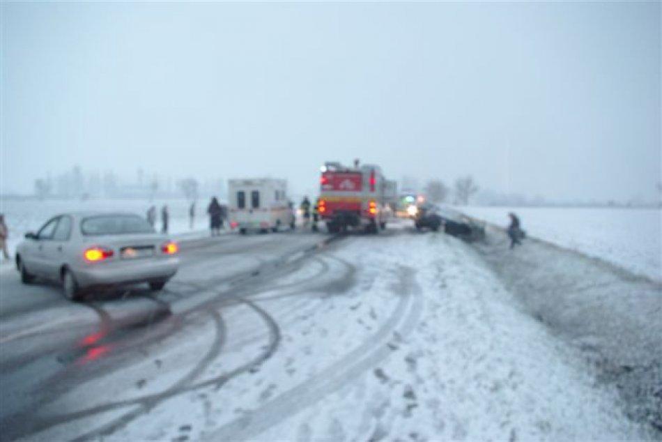 Nehoda Trakovice
