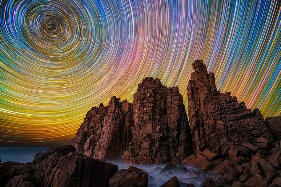 OBRAZOM: Dychberúce fotografie hviezd, aké ste ešte nevideli