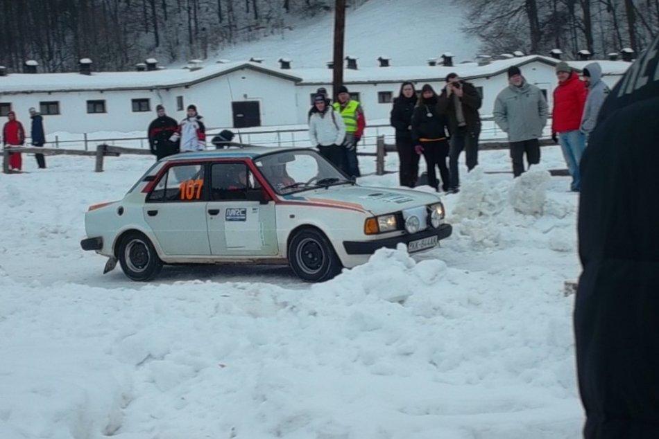 Dobšinská zima 2013