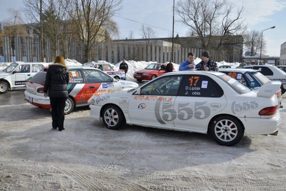 Rally - Ľadové peklo