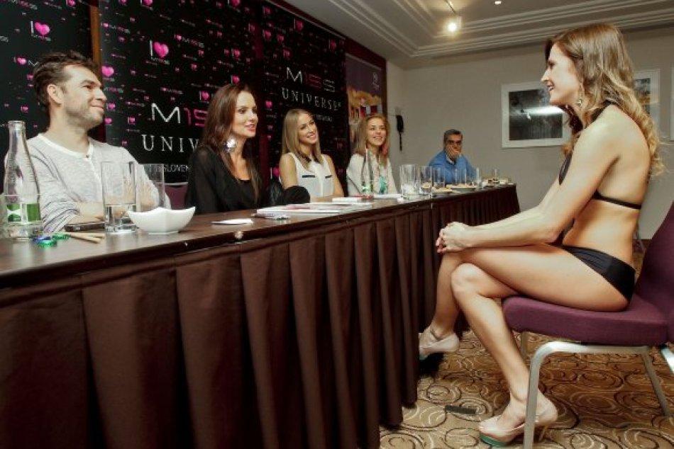 Obrazom: Toto je dvadsiatka semifinalistiek Miss Universe SR