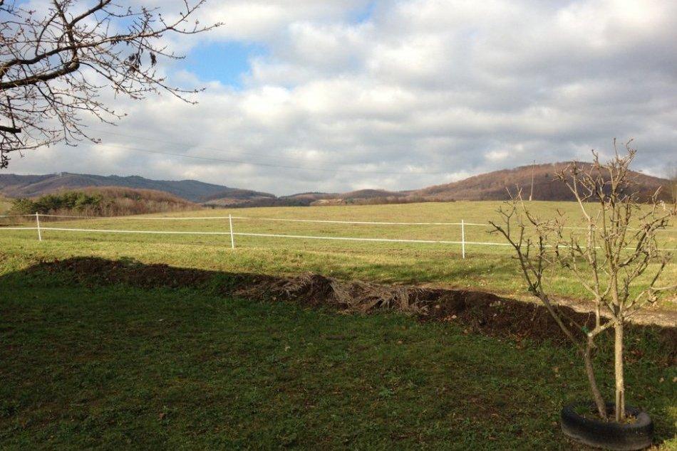 Nové stavebné pozemky:  Slaská-Diely len 7 km od Žiaru!