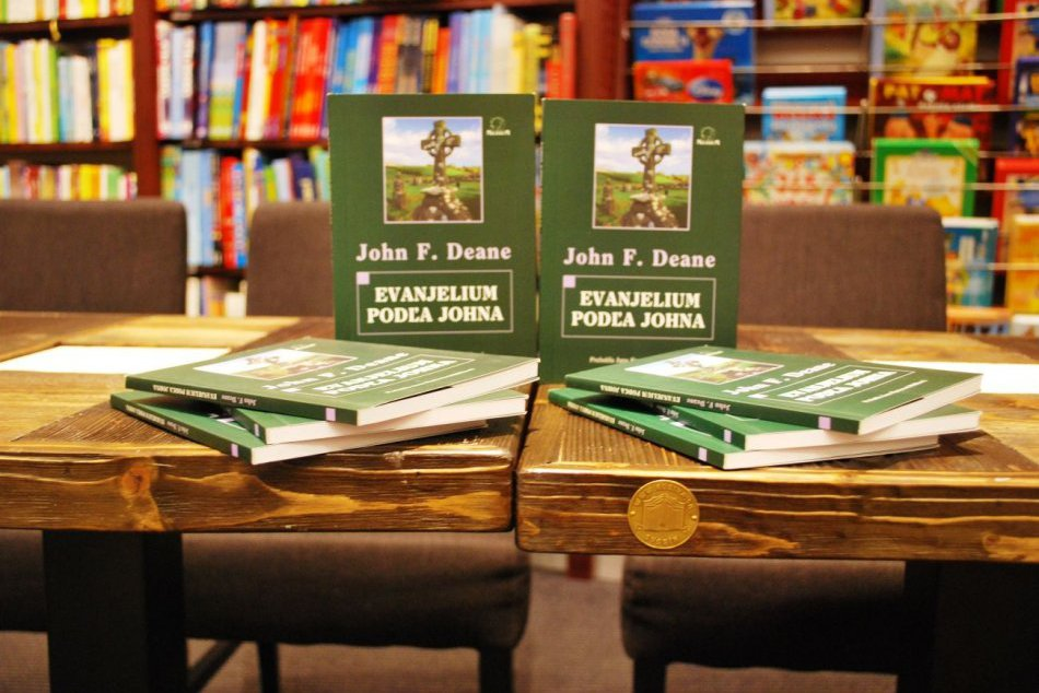 Prezentácia knihy Johna F. Deana