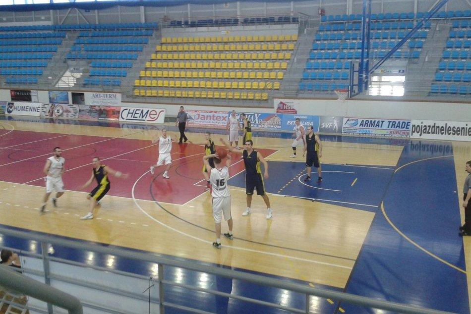 Prekvapenie sa nekonalo: Basketbalisti 1. BK podľahli v derby Michalovciam