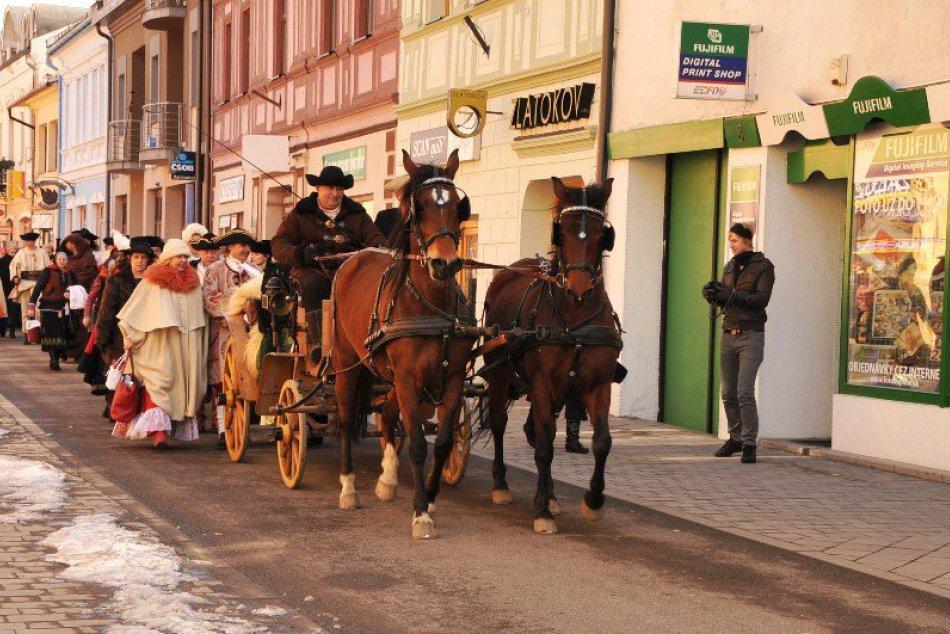 Jánošíkov sprievod: 22. marca 2013
