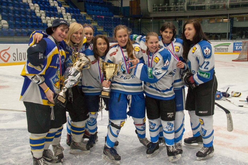 Tatiana Ištocyová žije svoj hokejový sen
