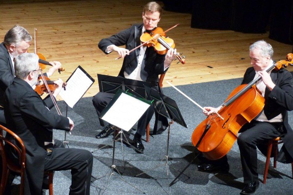 Quartetto Cassoviae v Poprade