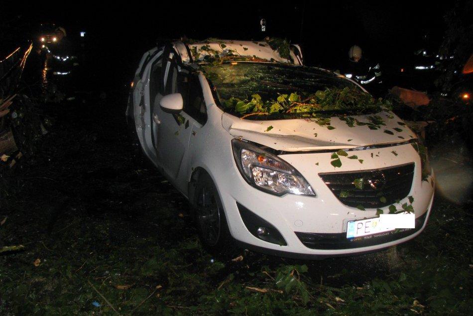 Dopravná nehoda-Vinice.