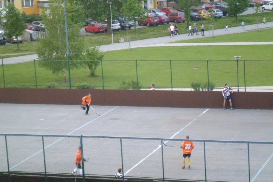 Hokejbalisti Prešova