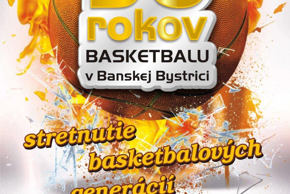 Zaspomínajte si na históriu banskobystrického basketbalu: Príďte na stretnutie g