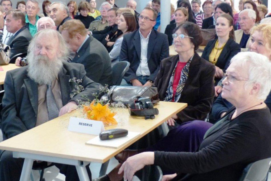 Vernisáž v TG: Ohlas a odkaz sv. Cyrila a Metoda v tvorbe rodiny A. Rudavského