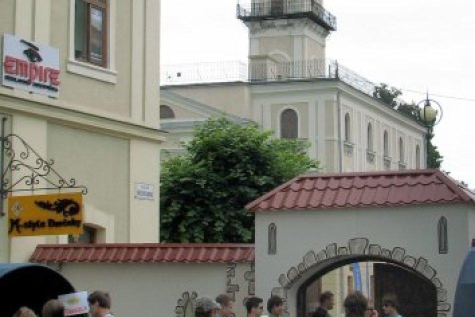 Kežmarok žil remeslom a umením. Festivalovým kráľom sa stal povrazník Ján Svatík