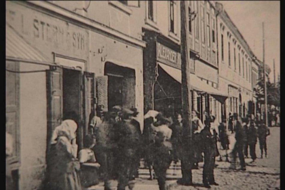 Topoľčiansky pogrom