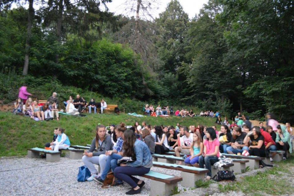 Letné kino na hvezdárni v Rožňave si získalo množstvo divákov
